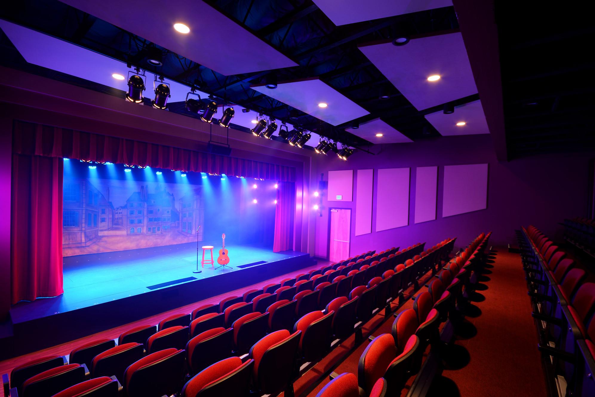 bay area theatres