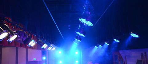 Theatrical Lighting, Concert Lighting, Complete Lighting System