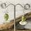 Thumbnail:  Green Beaded Earrings