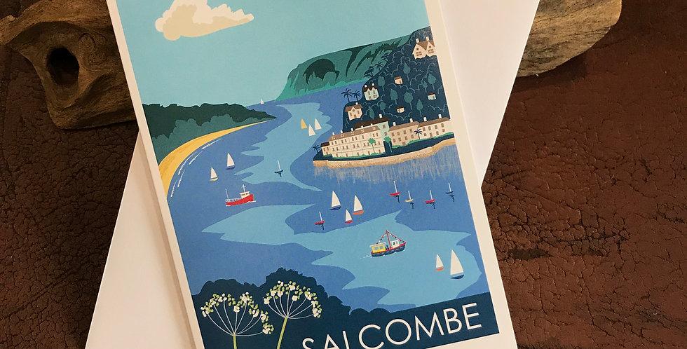 Salcombe Card