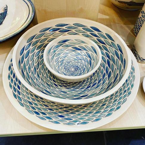 Mary Jane Macleod ceramics, handmade in Noss Mayo