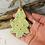 Thumbnail: Small Green Porcelain Tree