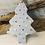 Thumbnail: Large Light Blue Porcelain Tree