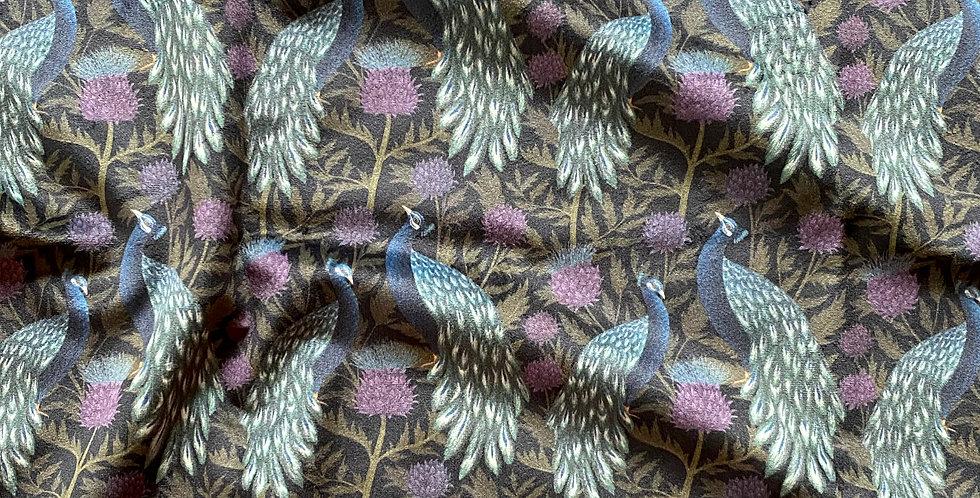 Velvet Peacock Swatch