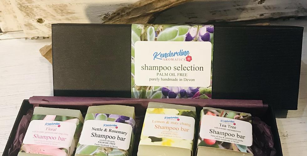 Mini Shampoo Giftset