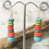 Thumbnail:  Funky Beaded Earrings