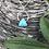 Thumbnail:  Silver & Turquoise Pendant