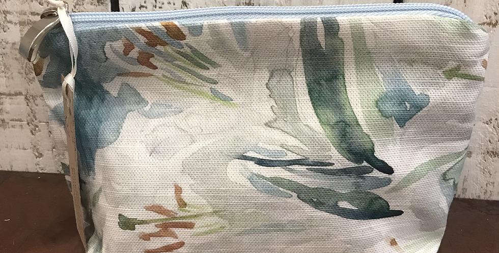 Water Colour Makeup Bag/Purse