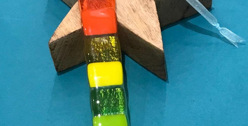 Glass Rainbow Suncatchers