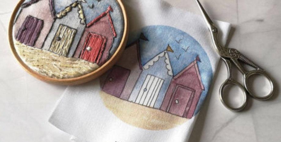 Mini Hoop Art Kits