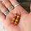 Thumbnail:  Bright Beaded Earrings