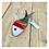 Thumbnail: Sun Catcher Rainbow F.I.S.H