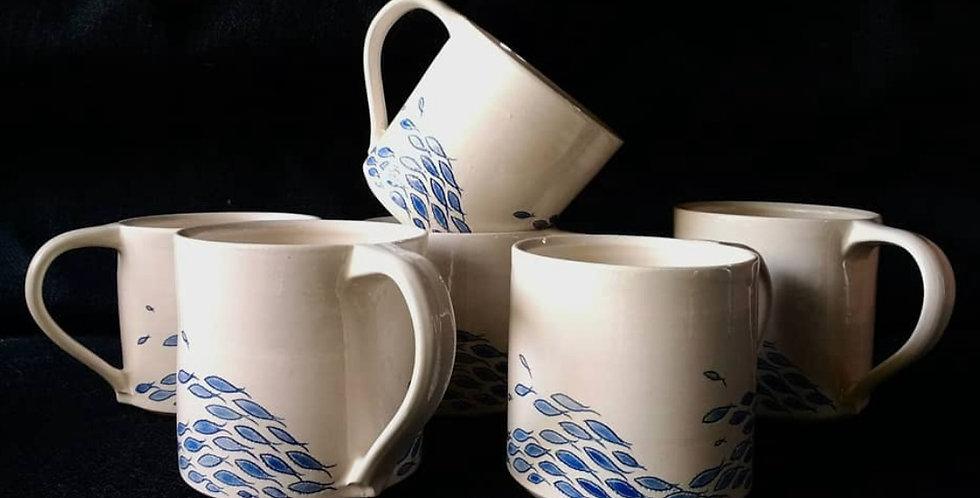 Handmade Fish Mug