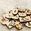 Thumbnail: Handburnt Wooden Keyrings