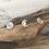 Thumbnail: Silver Three Moons Studs Set