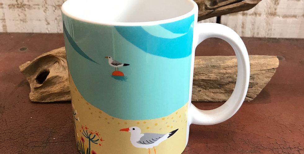Shoreline Ceramic Mug