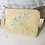 Thumbnail: Bespoke Yellow Flower Purse