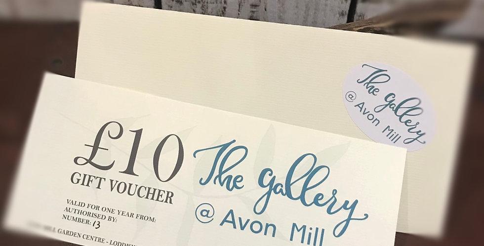 Gallery Gift Voucher