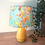 Thumbnail: Birds Of Paradise Vintage Fabric Shade & Base