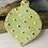 Thumbnail: Green Porcelain Bauble