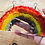 Thumbnail: Glass Rainbow Suncatcher