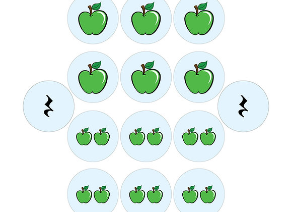 Picture Rhythm Pack - Apple