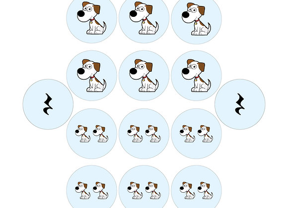Picture Rhythm Pack - Dog