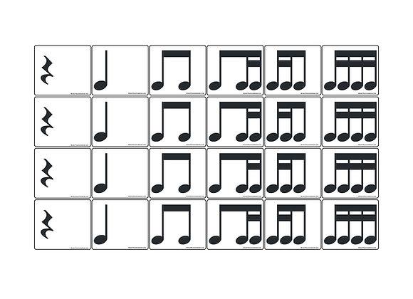 Rhythm Magnets Combo Set - Sets 1 & 2
