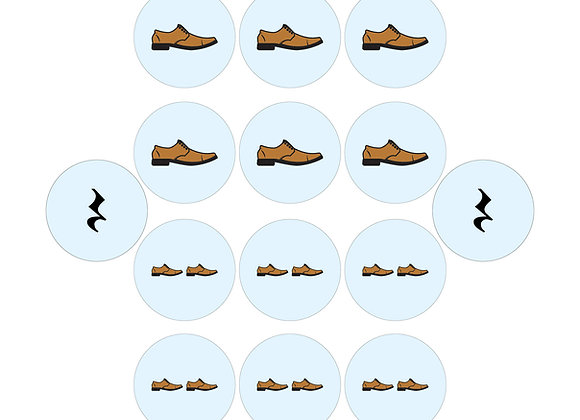 Picture Rhythm Pack - Shoe