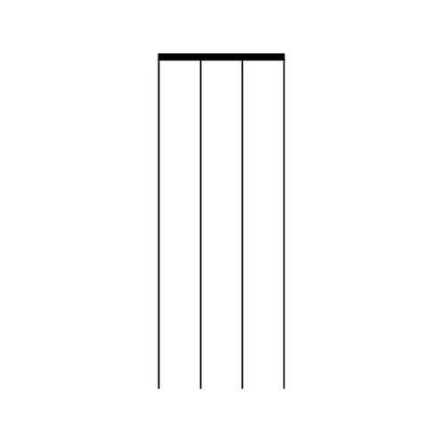 Violin/Viola/Cello/Bass Self-inking Rubber Stamp
