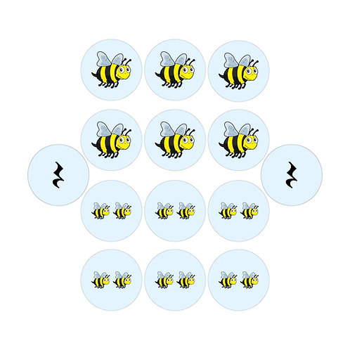 Picture Rhythm Pack - Bumblebee