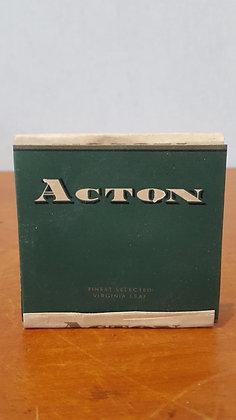 Action Virginia Leaf Cigarette Packet