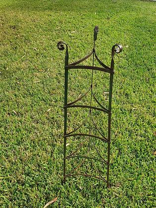 Vintage Saucepan Pot Stand, Bear Wares Vintage, www.bearwarevintage.com.au, kitchen, vintage, industrial, garden, interiors