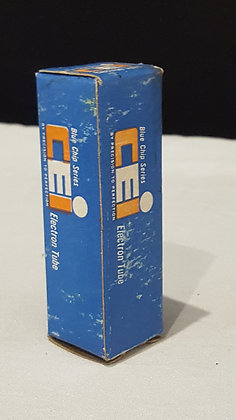 Bear Wares Vintage CEI Electron Tube box, www.bearwaresvintage.com.au