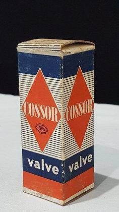 Bear Wares Vintage Cossor Radio Valve, www.bearwaresvintage.com.au Vintage shop advertising