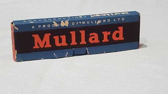 Bear Wares Vintage Mullard Electronic Valve - BY100 11/6, www.bearwaresvintage.com.au