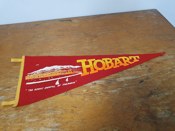 Vintage Pennant Hobart Tasmania, Bear Wares Vintage, www.bearwaresvintage.com.au, old signs, old places, vintage interiors