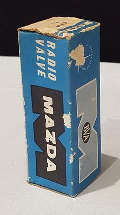 Bear Wares Vintage Mazda Radio Valve box, www.bearwaresvintage.com.au Vintage shop advertising