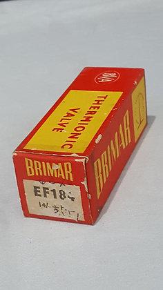 Bear Wares BVA Brimar Thermionic Valve EF184, www.bearwaresvintage.com.au Vintage shop advertising