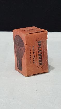 Bear Wares Vintage Splendor Light Bulb box, www.bearwaresvintage.com.au Vintage shop advertising