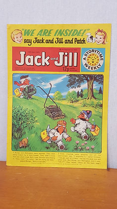 Bear Wares Vintage Jack and Jill Magazine - Mar 15 1980 www.bearwaresvintage.com.au