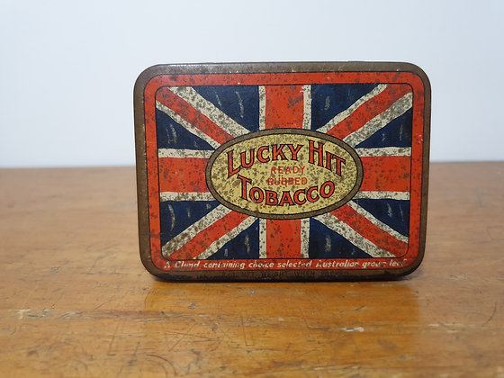 Lucky Hit Tobacco Tin