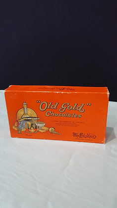 "Macrobertson ""Old Rose"" Chocolate 1lb box, Bear Wares Vintage www.bearwaresvintage.com.au Vintage shop advertising"
