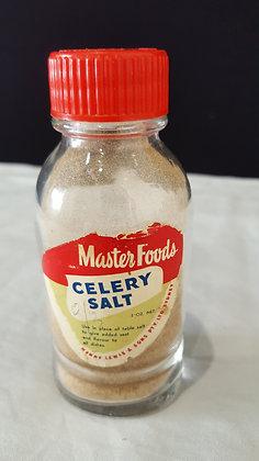 Masterfood Celery Salt Bottle. Bear Wares Vintage www.bearwaresvintage.com.au