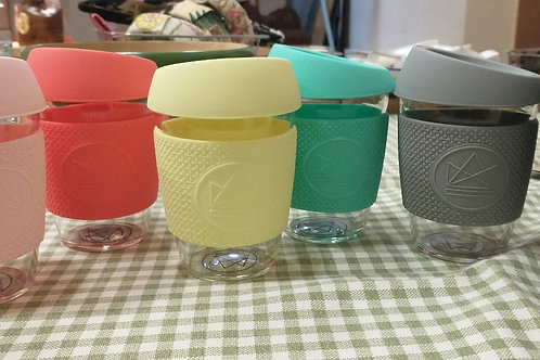 Neon Kactus glass cups