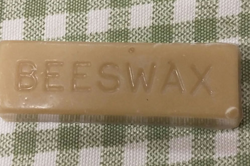 Pure beeswax from derry