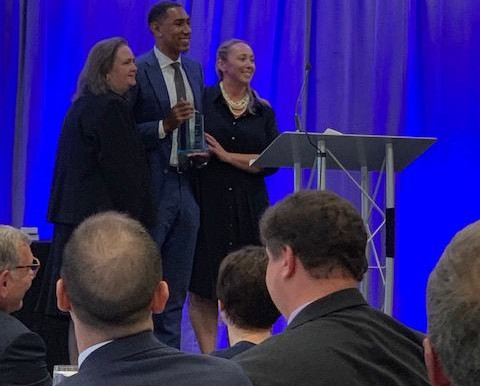 BRANDON ROSE FROM AXS LAW GROUP AWARDED THE 2018 LFCA PRO BONO ATTORNEY AWARD