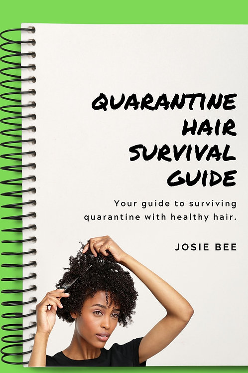 Quarantine Hair Survival Guide