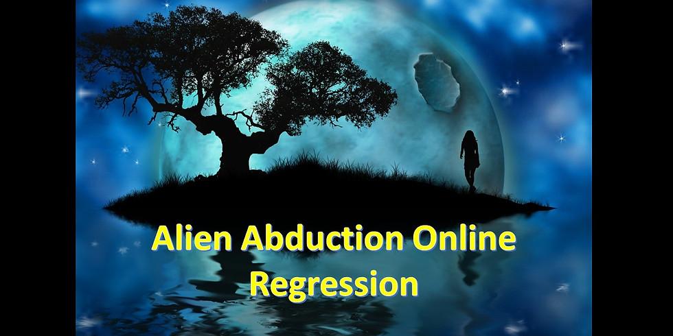 Alien Abduction Online Regression