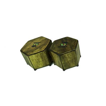 Bongô Hexagonal - Rústic Series